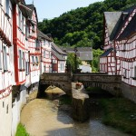 Monreal – enchanting idyll in the Eifel