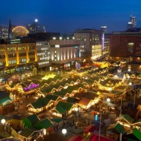 Christmas market Essen discovered with HiVino
