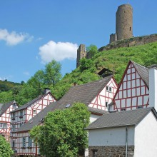 Discover the Löwenburg in Monreal with HiVino