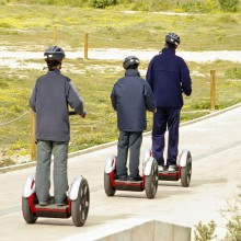 Segway tours through Büren – discover Germany with HiVino