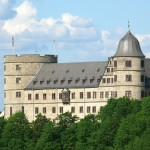 Wewelsburg  – the triangular castle