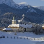 Schloss Elmau - Elmau castle spa and history