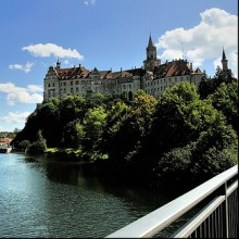 Beautiful Sigmaringen castle - HiVino