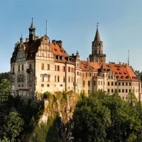 Wonderful Sigmaringen Castle Germany