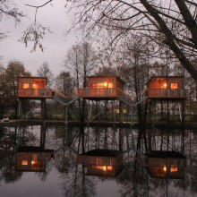 Tree houses – discover Germany with HiVino