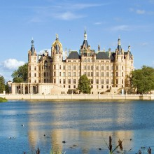 Schwerin Castle – discovered with HiVino