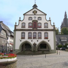 one of the oldest town halls in Germany discovered in Brilon - HiVino