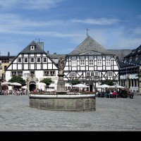 picturesque in Brilon, Germany - discovered with HiVino