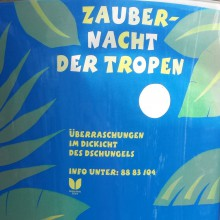 Tropical night Grugapark Essen, Germany – HiVino