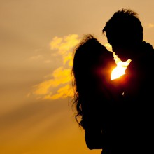 Lovers in the sunset – HiVino