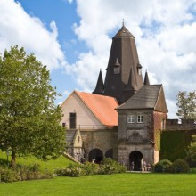 enchanting Bentheim castle discovered with HiVino