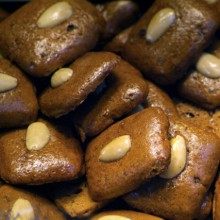 World famous Aachen-based gingerbread, discovered with HiVino - (c) A. Herrmann, ats