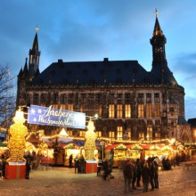 Enchanting Aachen Cristmas market discovered with HiVino  - (c) B. Schöder, ats