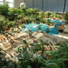 Tropical Islands play area - enjoy with kids (pictures by tropical-islands.de)