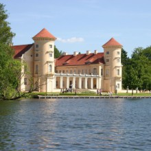 Wonderful Rheinsberg castle discovered with HiVino
