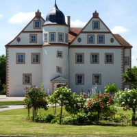 Enchanting Königs Wusterhausen Palace south east of Berlin, Germany - HiVino