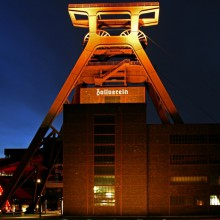 Shaft 12 at Zollverein - discover with HiVino