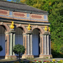 impressive Bayreuth Orangery   discovered with HiVino