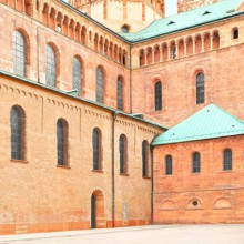 Fascinating Cathedral in Speyer discover Germany with HiVino