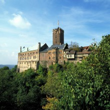The Wartburg in Eisenach - HiVino