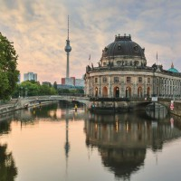 Bodemuseum on the Museum Island in Berlin - HiVino