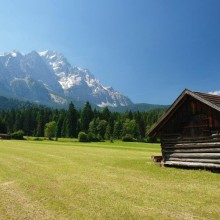 Wonderful landscape - discover the Zugspitze with HiVino