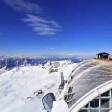View from the Zugspitze - HiVino
