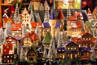 traditional Christmas market one of hivino top 10 in Germany