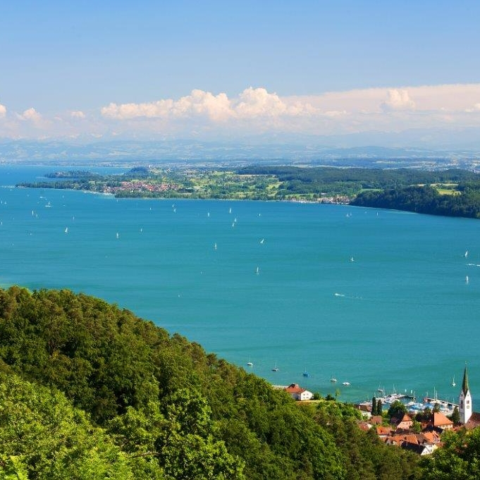 Bodensee Lake Constance