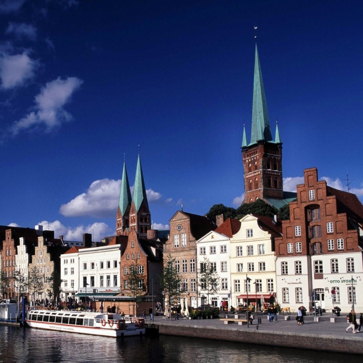 Lübeck - Queen Of The Hanseatic Cities